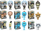 Funko POP Animation Rick and Morty Figure - Pickle Rick, MeeSeeks, Squanchy