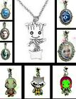 GUARDIANS OF THE GALAXY NECKLACE PENDANT STAR-LORD GROOT ROCKET GAMORA NEBULA