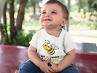 BUZZING ABOUT JESUS ONE-PIECE  CHRISTIAN T SHIRTS  RELIGIOUS  NB 3-24MO  2 to 4T