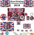 2018 ROYAL WEDDING DECORATION Union Jack Prince Harry Meghan Party Flag Bunting