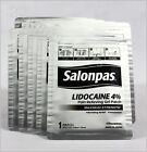 Salonpas Lidocaine 4% Maximum Strength Pain Relieving Gel-Patch Free Shipping