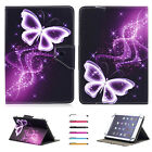 """US Universal Folio Case Cover For Samsung Galaxy Tab 2/3/4/A/E 7"""" 8""""10.1"""" Tablet"""