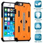 Fits iPhone 6 6S Bumper Case Cover Hard Back Tough Anti Drop Shock Proof Frame