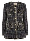 Darling Elsa Checked  Jacket M UK 12 RRP �75 S-XL UK 10-16
