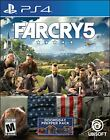 playstation 4 and xbox one games - Far Cry 5 - Xbox One, PlayStation 4, Fan the flames of resistance and Fight