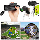 40X60 Optical Zoom Telescope Camera Lens HD Monocular Prism Scope For All Phones
