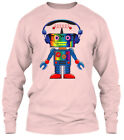 best robot chicken - Best Robot Music S Mugs Gildan Long Sleeve Tee T-Shirt