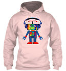 best robot chicken - Best Robot Music S Mugs Gildan Hoodie Sweatshirt