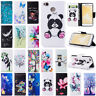 For Xiaomi Redmi 5 Note 5A Y1 4X Luxury Flip Painted Wallet Leather Case Cover