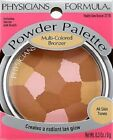 (1) Physicians Formula Multi Colored Bronzer Powder Palette You Choose