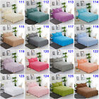 100%Cotton Pleated Valance Bed Skirt Set Queen King Size Bedding Pillowcases New