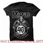 MISFITS 40 YEARS PUNK ROCK BAND T SHIRT T SHIRT MEN'S SIZES image