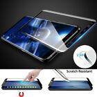 For Samsung Galaxy A8 S9Plus Screen Protector 9H Curved Full Tempered Glass Film