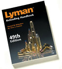 Lyman 49th Edition Reloading Handbook -- NEW, still in wrap!