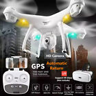S70W 2.4GHz GPS FPV Quadcopter with 1080P HD Camera Wifi Headless Mode Drone UK