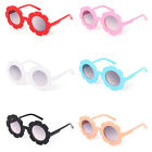 Внешний вид - Hot Sale Kids Sunglasses Cute Flower Frame Round Fashion UV400 Summer Protector