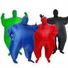 Kids Inflatable Megamorph Costume Blow Up Fat Suit Air Sumo