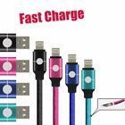 For iPhone 6S Plus Braided Lightning USB Charger Cable Heavy