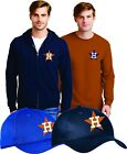 Houston Astros EMBROIDERED HATS CAPS SWEATS - CLOSEOUT 75% OFF on Ebay