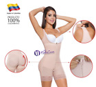 body shaper with straps - Full Body Shaper with Zipper for Women Fajas Colombianas Reductoras Fajate