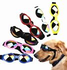 Foldable Pet Dog UV Sunglasses Sun Glasses Goggles Eye Wear Protection Cool Deco