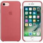 Genuine Original Silicone Phone Case Cover For Apple iPhone X 7 8 6 Plus /Box