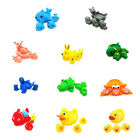Rubber Animal Baby Kids Children Water Bathing Fun Toys Squeaky Eager HYSG