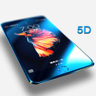 5D Curved Full Cover Tempered Glass Screen Protector Film for...