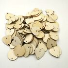 Wooden Button Slices Embellishments for Scrapbooking Party Card Making DIY