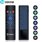2.4G Mini Wireless Keyboard Remote Control Air Mouse for Android TV Box Kodi Box