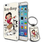 Betty Boop Design Hard Case Cover & Free Keyring For Various Mobiles - 25 $9.46 AUD on eBay