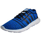 Adidas Element Refine 2MP Men's Premium Running Shoes Fitness Gym Trainers Blue
