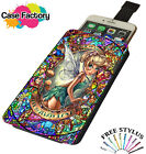 Disney Tinkerbell Tattoo Princess Stained - Universal Leather Phone Case Cover