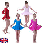 Kyпить Children's Ballet Dress Leotard with Skirt Dance Costumes Tutu Outfit for Girls на еВаy.соm