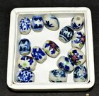 Lot Wholesale 8mm-16mm Mix Ceramic Shape Loose Spacer Beads Charms EB232