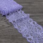 9.5Y 8CM Elastic Lace Trim Ribbon By the Yard Stretch Ribbon Headbands Clothing