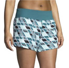 """NEW Brooks Chaser 5"""" Shorts - Women's NWT"""