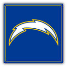 San Diego Chargers NFL Football Blue  Car Bumper Sticker Decal-9'', 12'' or 14'' $11.99 USD on eBay