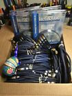 MONSTER CABLE Interlink 400 MKII (pair and subwoofer)