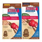 KONG Stuff N Liver Snacks Dog Treat - Fit KONG Classic Extreme Rubber Treats Toy