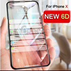 best screen protectors iphone - Screen Protector For iPhone X 6D Full Coverage Tempered Glass Best HQ