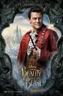 140372 Beauty and th Beast LUK EVANS Wall Print Poster Plakat