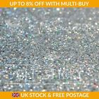 Silver Rainbow Crystal Chunky 3d Glitter Wallpaper Covering Bling Grade 3 Fabric