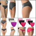 Balanced Tech Women's Seamless Bikini Panties 3 Pack - Assorted Colors Underwear