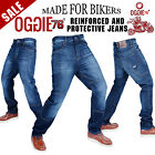 Men's Motorbike Motorcycle Denim Made With Reinforced protective Lining Jeans
