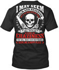 T Roofers Tools - Roofer I May Seem Calm And Reserved But If Premium Tee T-Shirt
