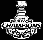 2018 STANLEY CUP CHAMPION WASHINGTON CAPITALS CAR DECAL VINYL STICKER MULT COLOR $7.99 USD on eBay