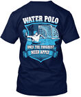 Water Polo The Toughest - Only Need Apply Hanes Tagless Tee T-Shirt