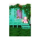 Dreamy House Photography Backgrounds Baby Kids Studio Props Backdrops 3x5/5x7ft