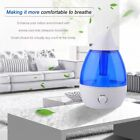 LOT 35L Ultrasonic Humidifier Cool Air Diffuser Purifier Home Office Room